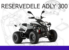 Reservedele Adly 300
