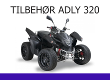 Tilbehør Adly 320
