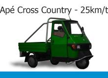 APE CROSS COUNTRY