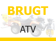 Brugte ATV