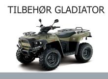 Tilbehør Gladiator