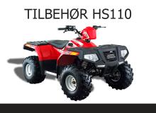 Tilbehør HS110