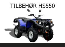 Tilbehør HS550