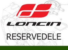 Loncin Reservedele