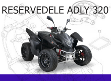 Reservedele Adly 320