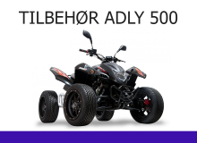 Tilbehør Adly 500