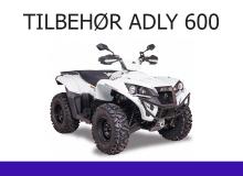 Tilbehør Adly 600