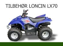 Tilbehør Loncin LX70