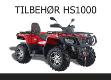 Tilbehør HS1000