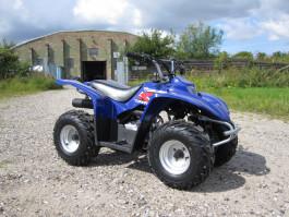 Loncin LX70 ATV til børn, 4 takt motor 70cc.